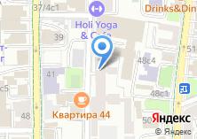 Компания «Международное кадровое агентство фаворит» на карте