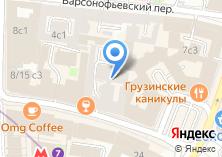 Компания «Copy Brothers» на карте
