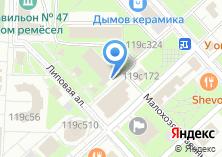 Компания «Защита Экспо» на карте