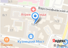 Компания «ДухПолета» на карте