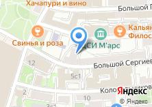 Компания «Профальянс» на карте