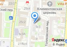 Компания «Capital hostel» на карте