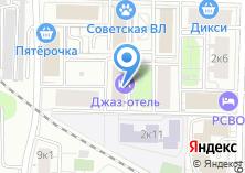 Компания «АСК Партнер» на карте