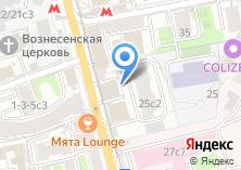 Компания «Цукини» на карте