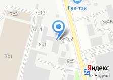 Компания «КомплектСтройГрупп» на карте