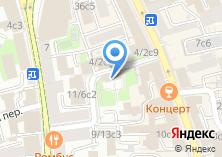 Компания «Стульев*нет» на карте