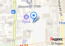 Компания «Квалиорт» на карте