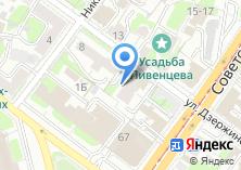 Компания «ОптСтройРесурс» на карте