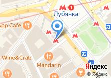Компания «Станция Лубянка» на карте