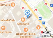 Компания «Визовый центр QUANTUM» на карте