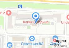 Компания «Старина» на карте