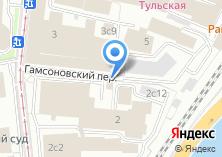 Компания «АвтоФинанс» на карте