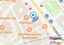 Компания «МФТИ» на карте