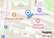 Компания «Технопласт» на карте