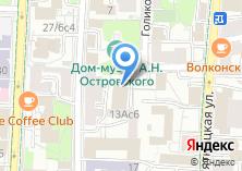 Компания «Арго партнер» на карте