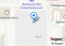 Компания «BrandProduction» на карте