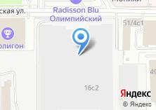 Компания «МехЭксперт» на карте
