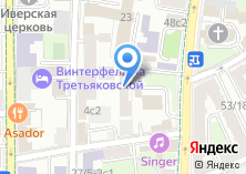 Компания «Галерея Бельетаж» на карте