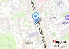 Компания «МясновЪ» на карте