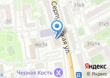 Компания «Московский городской библиотечный центр» на карте