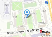 Компания «Региональный отдел надзорной деятельности №3» на карте