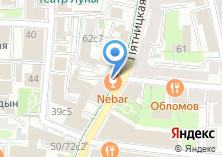 Компания «МОМО» на карте