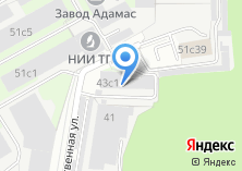 Компания «Art Adamas» на карте