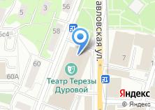 Компания «Металинк» на карте