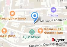 Компания «Падва и партнеры» на карте
