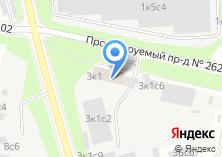 Компания «Стекло СВ» на карте