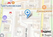 Компания «RedSquareRealty» на карте