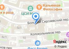 Компания «Fineco» на карте