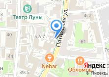 Компания «Жига Дрыга» на карте