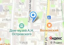 Компания «Альва» на карте