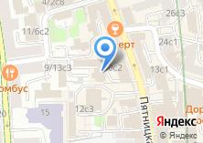 Компания «Мосгорнаследие» на карте