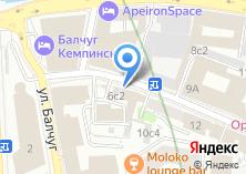 Компания «Соловецкая» на карте