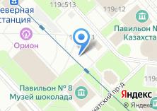 Компания «Порт на ВДНХ» на карте