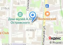 Компания «Мировой опыт и экономика России» на карте