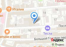 Компания «КБ СИНКО-БАНК» на карте