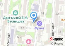 Компания «Легисфарм» на карте