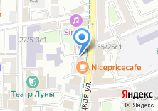 Компания «Сервис-Телеком» на карте