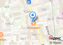 Компания «Центр развития социальных проектов» на карте