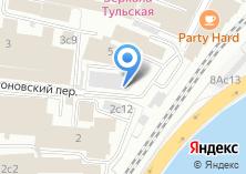Компания «КОНСИСТ-ОС» на карте