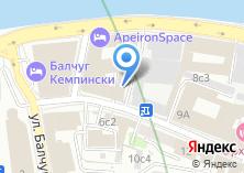 Компания «СБ Банк» на карте