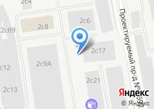 Компания «SantexVanna» на карте