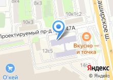 Компания «Московский социально-экономический институт» на карте
