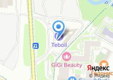 Компания «Вариант Авто+» на карте