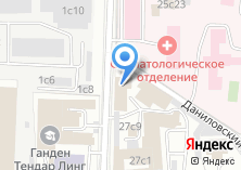 Компания «Уборка-Чисто - Клининговая компания» на карте