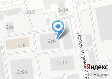 Компания «Парити» на карте