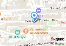 Компания «L1» на карте